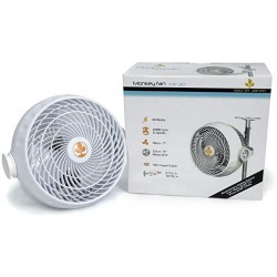 VENTILADOR MONKEY FAN 30 W SECRET JARDIN