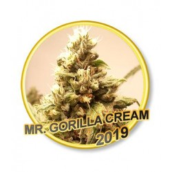 MR. GORILLA CREAM REGULAR