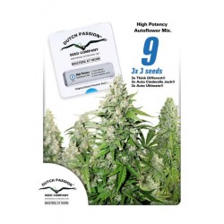 HIGH POTENCY AUTO MIX