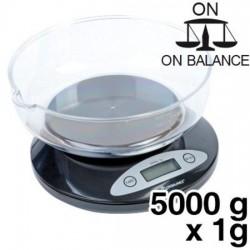 BASCULA ON BALANCE KB-5000 5KG x 1G